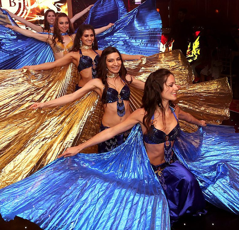 Belly dancers for hire in Goa - Funkey Event