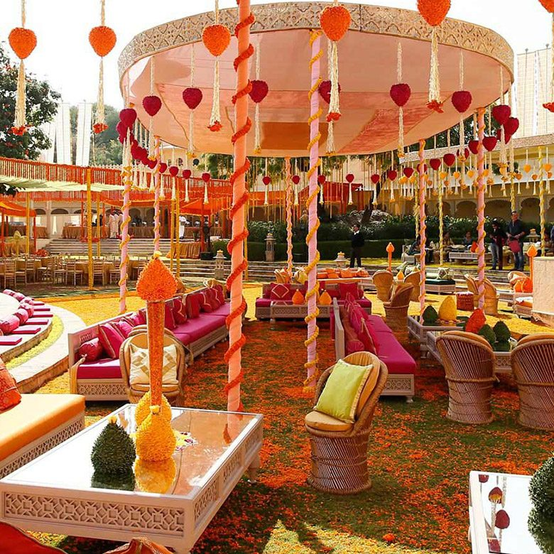 Organizing Themed Weddings in Goa, Mumbai - Funkey Event