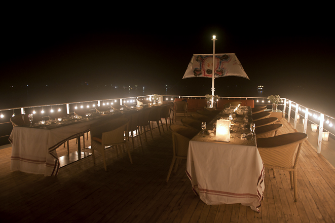 FLOR DO MAR Party Yacht in Goa - - Funkey Event