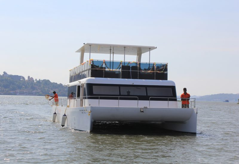 Free Spirit Catamaran And Boats Goa - Funkey Event