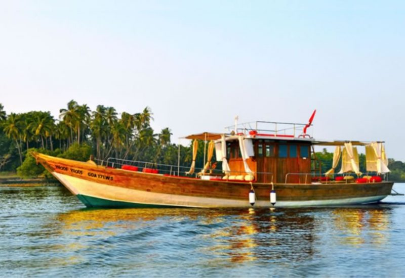 Hire WOOF WOOF Party Yacht in Goa - Funkey Event