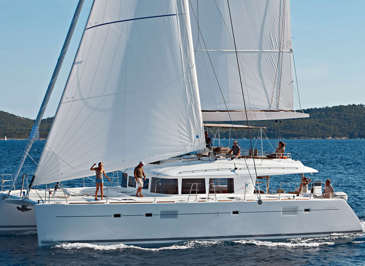 Hire Lagoon 560 yachts in Goa - Funkey Event